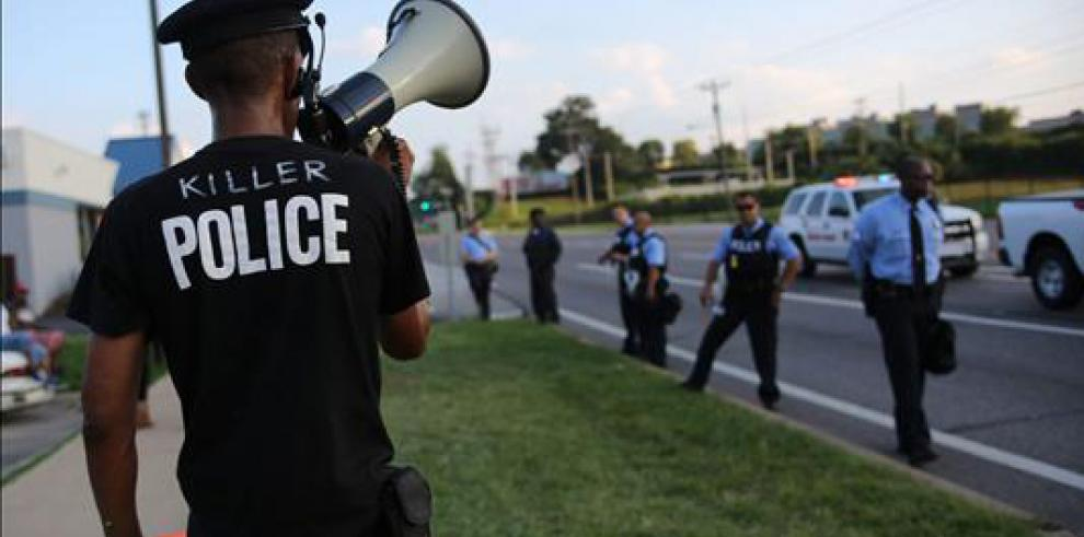 Policía mata a otro joven negro en San Luis