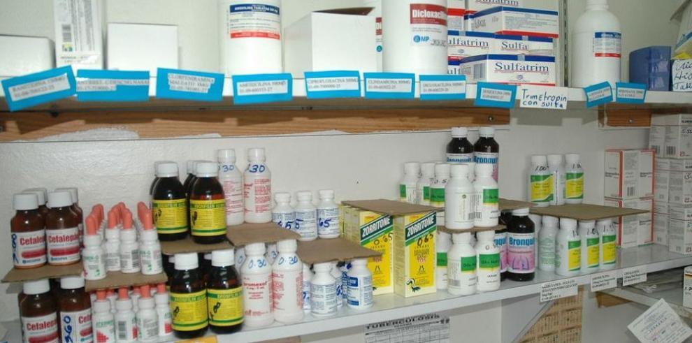 Salud retira medicamentos con fallas en su composición química