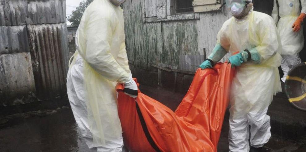 OMS registra más de 8 mil infectados