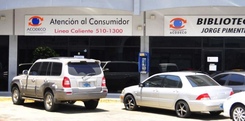 Acodeco recibe 636 quejas en ocho años