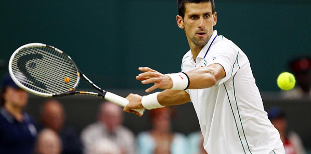 Djokovic, Federer, Ferrer y Feliciano ganan en tercera ronda de Shanghai
