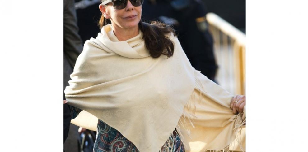 Isabel Pantoja recibe la notificación de su ingreso a prisión