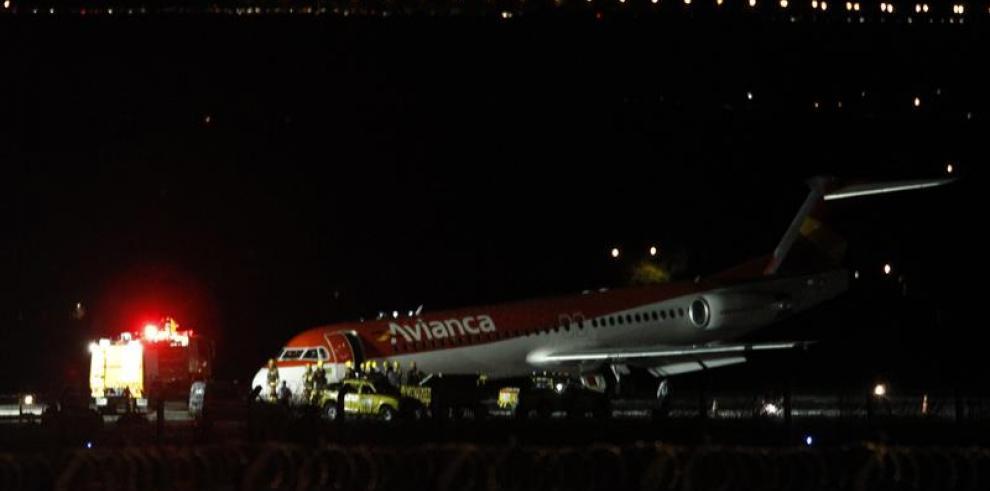 Avión de Avianca aterriza de emergencia en Brasilia