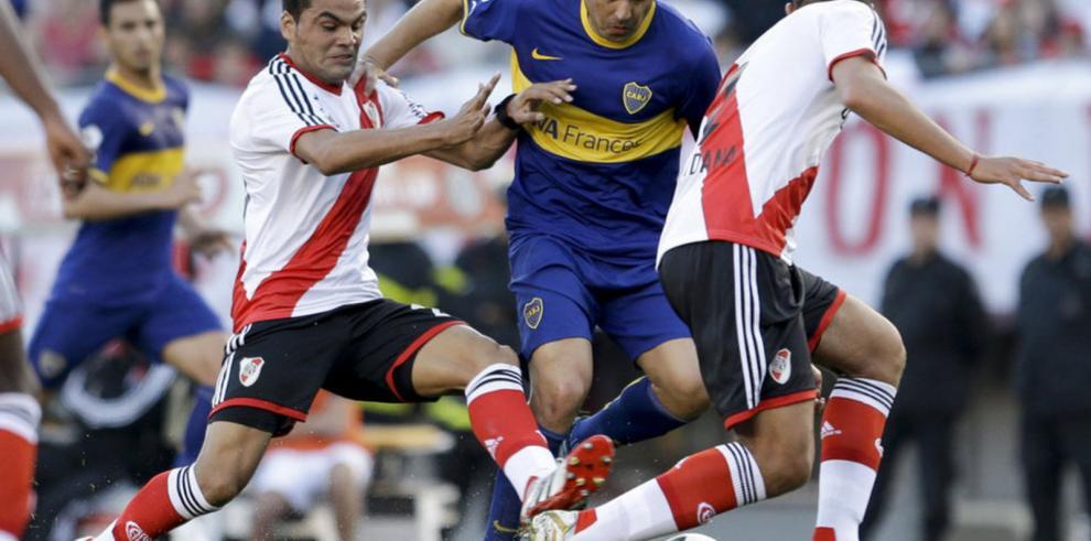 Argentina vibrará con el Boca vs River