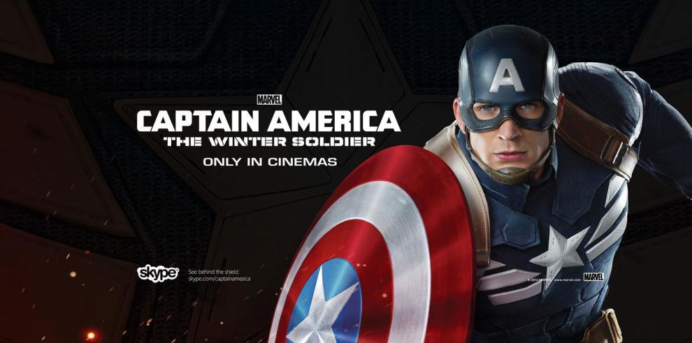 El Capitán América y el universo Marvel