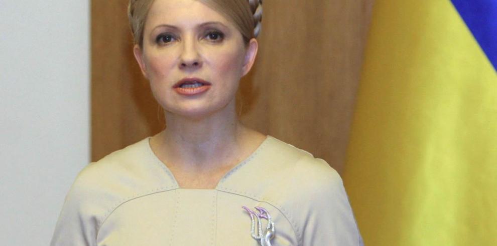 Timoshenko competirá por la presidencia