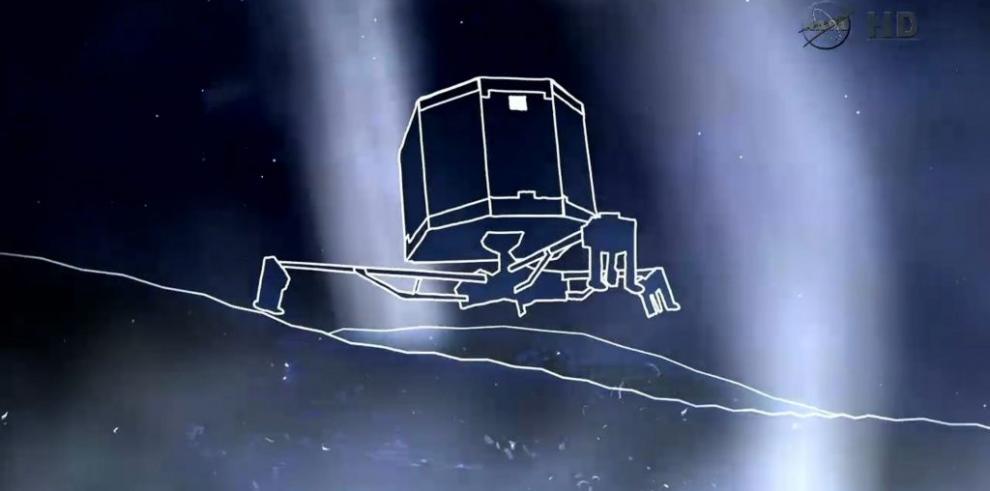 NASA felicita a Agencia Espacial Europea por