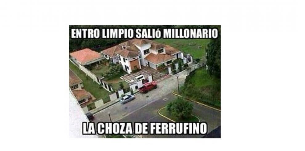 Memes del exministro Guillermo Ferrufino
