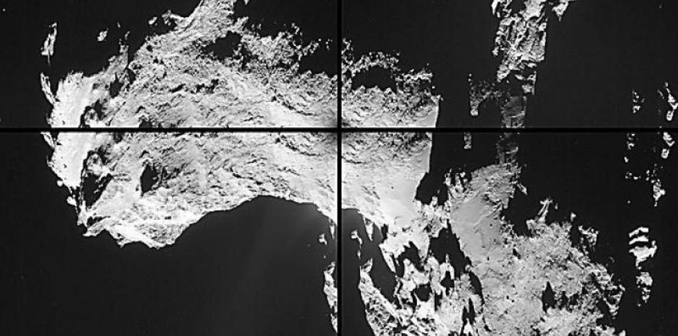 Sigan en vivo la transmisión del descenso de módulo Philae de la sonda Rosetta