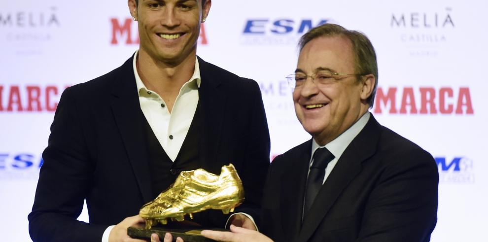 Cristiano Ronaldo cree hacer