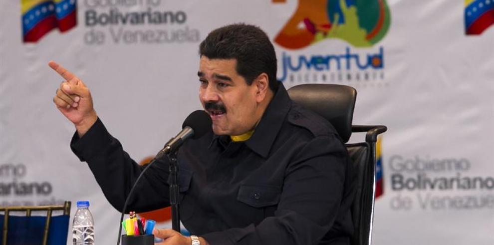 Maduro anuncia hallazgo del original de la Carta de Jamaica de Bolívar