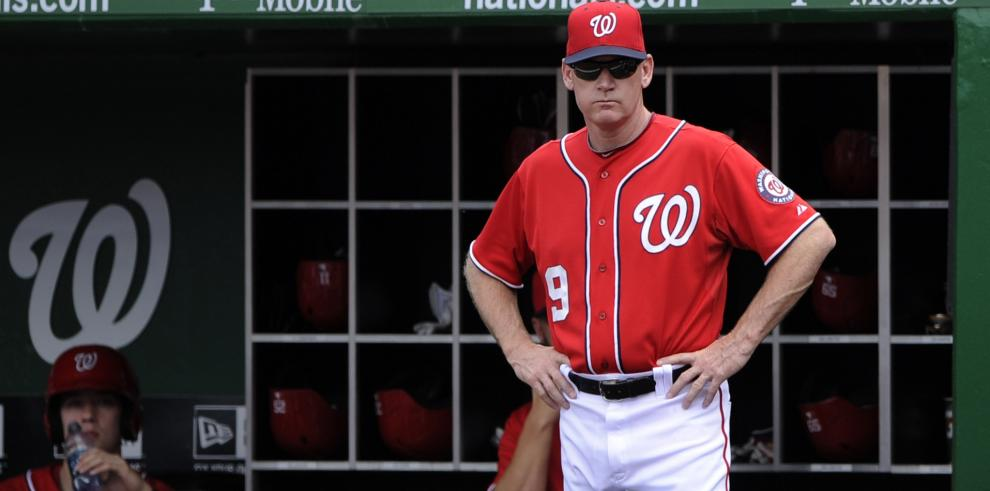 Matt Williams, mánager del año en la Liga Nacional