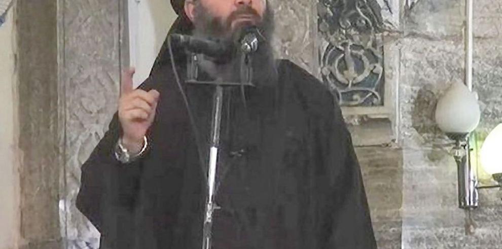 Uno de los dirigentes de EI es visto en una ciudad siria