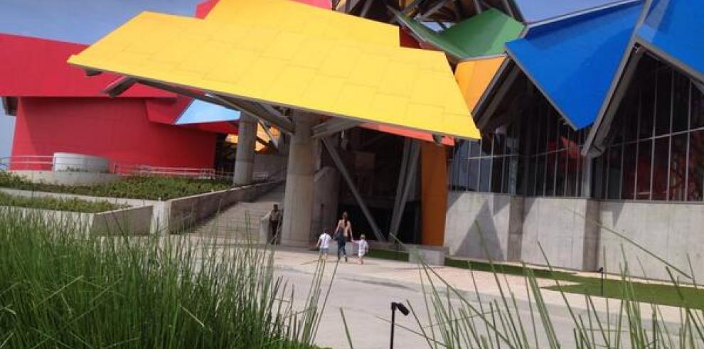 El Biomuseo abrirá sus puertas el 2 de octubre