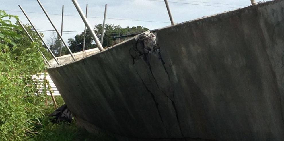 Colapsa estructura del IPT de Veraguas