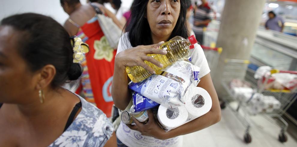 Venezuela usará sistema de huellas dactilares para control de alimentos