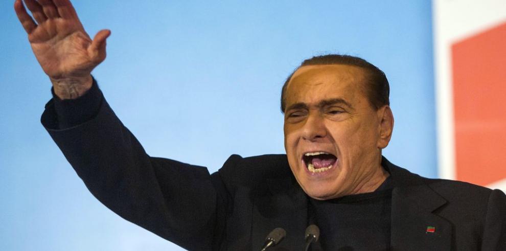 Berlusconi cumplirá su condena en un centro de ancianos