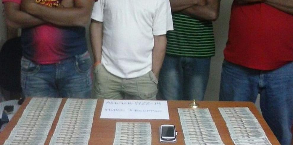 Capturan a presuntos cuatreros en La Chorrera