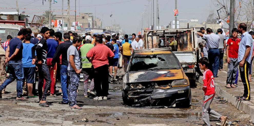 Aniversario de la caída de Sadam, teñido de violencia