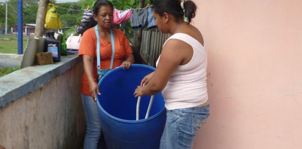 La Chorrera sin agua por falta de energía eléctrica en planta