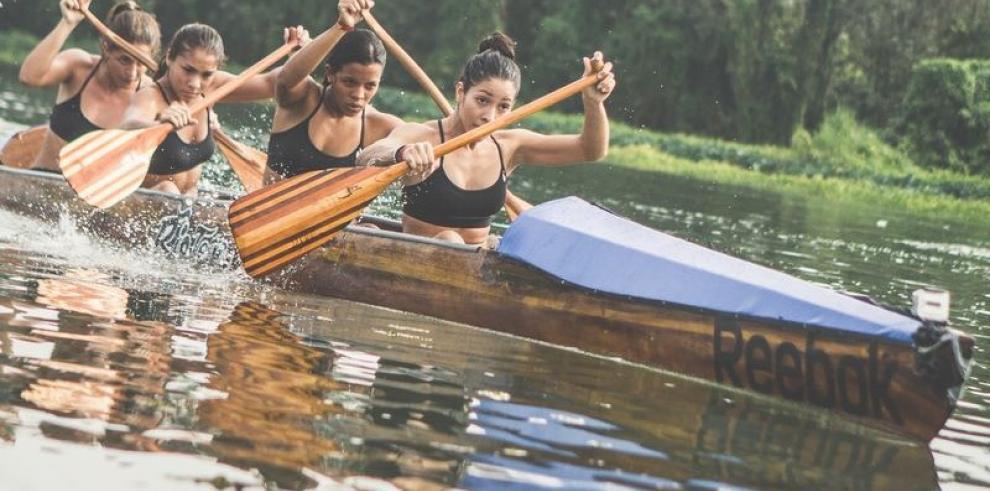 'Río Teta', listo para carrera de cayucos entre océanos