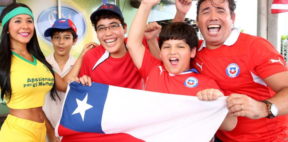 Fiesta chilena en Panamá