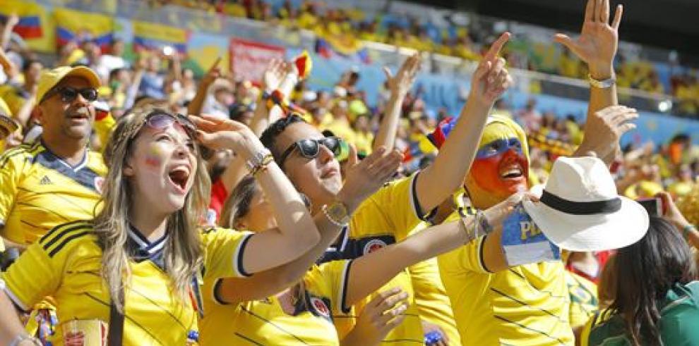 Colombia, a octavos de final del Mundial tras empate de Japón y Grecia