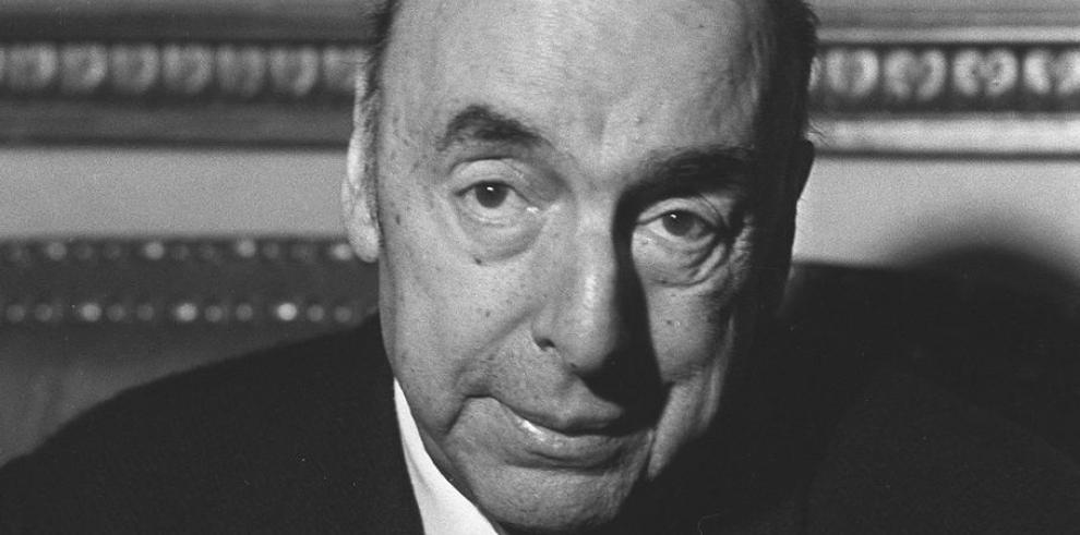 Hallan poemas de Neruda