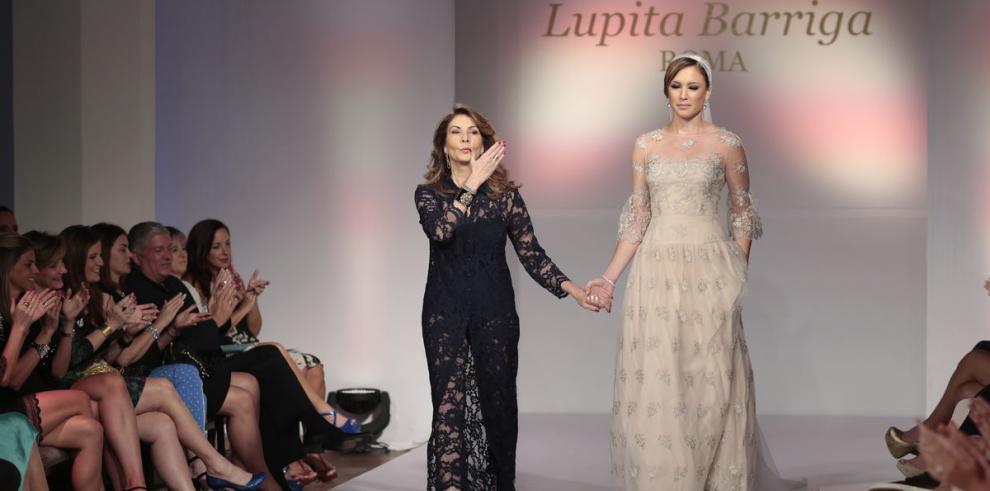 Diseños solidarios de Lupita Barriga