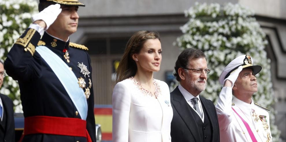 Felipe VI asume trono con un llamamiento a estrechar lazos con Iberoamérica