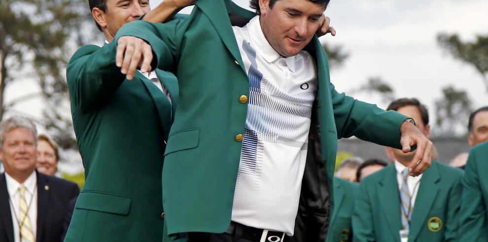 Estadounidense Bubba Watson gana el Masters de Augusta 2014