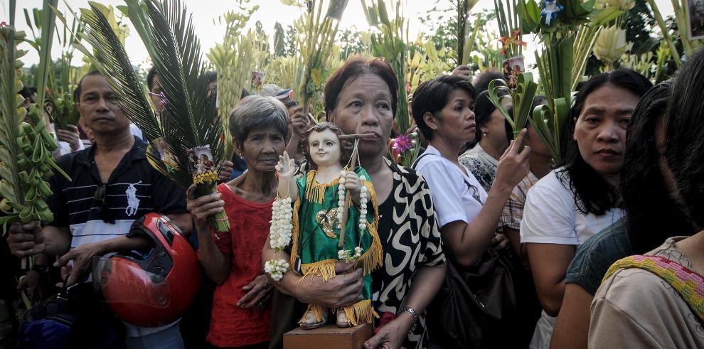 Domingo de Ramos por el mundo