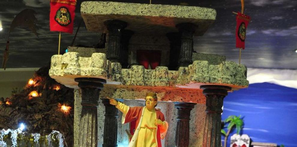 Una colección inspirada en Jesús