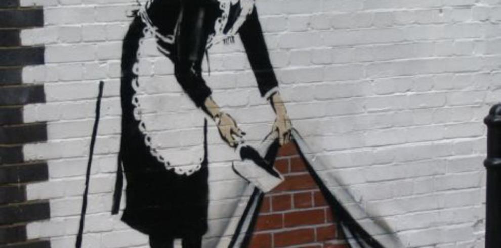 Banksy, el más famoso de internet