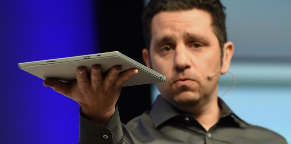 Microsoft lanza su nueva tableta Surface Pro 3