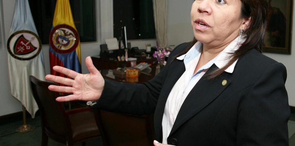 Colombia le pedirá a Panamá extradición de María del Pilar Hurtado