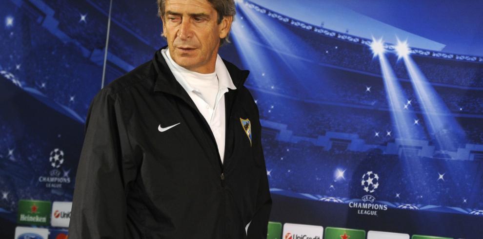 Pellegrini planea un Manchester City ambicioso para la próxima temporada