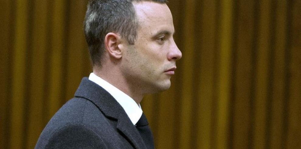 Preparan evaluación siquiátrica de Pistorius durante su juicio