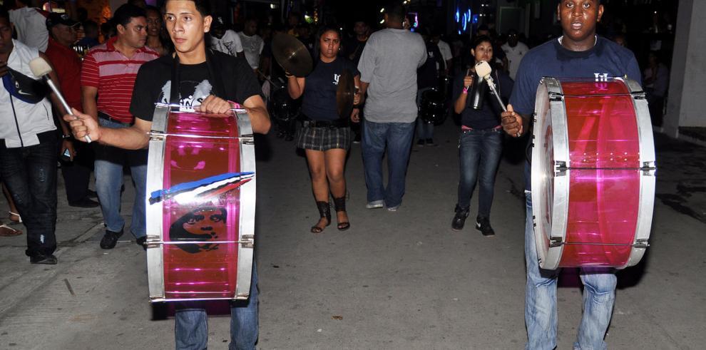 Bass Drum Crew representarán a Panamá en Nicaragua