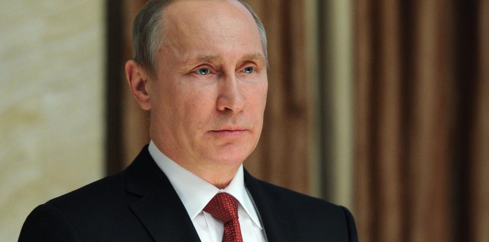 Vladimir Putin advierte sobre amenazas de terrorismo interno