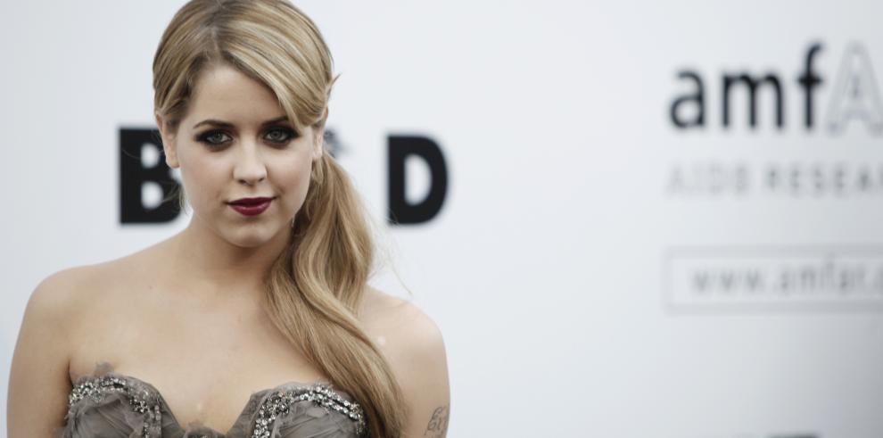 Murió Peaches Geldof, la hija del cantante irlandés Bob Geldof