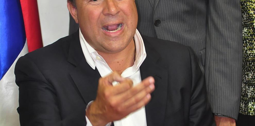 Varela defiende la propuesta de control de precios del panameñismo