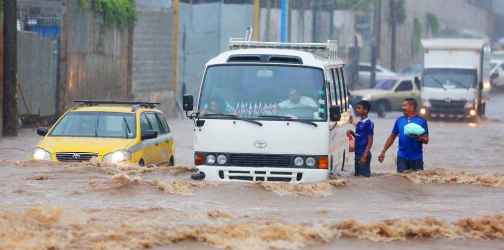 ONU alerta sobre aumento de desastres naturales en Panamá