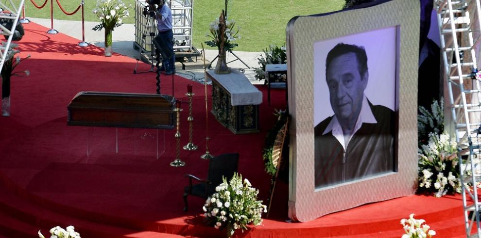 México dice adiós a su querido