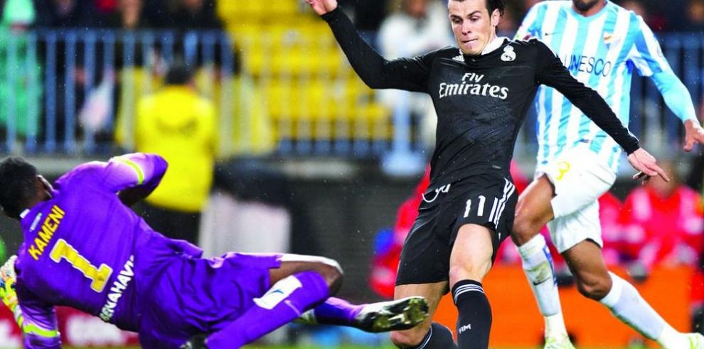 Real Madrid sigue con paso arrollador