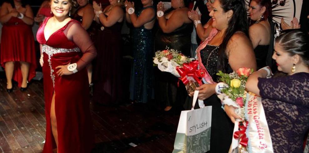 Miss Gordita, el concurso de belleza que lucha contra la discriminación