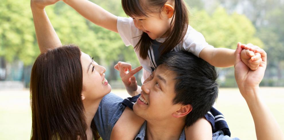 Se reduce tamaño de familia china