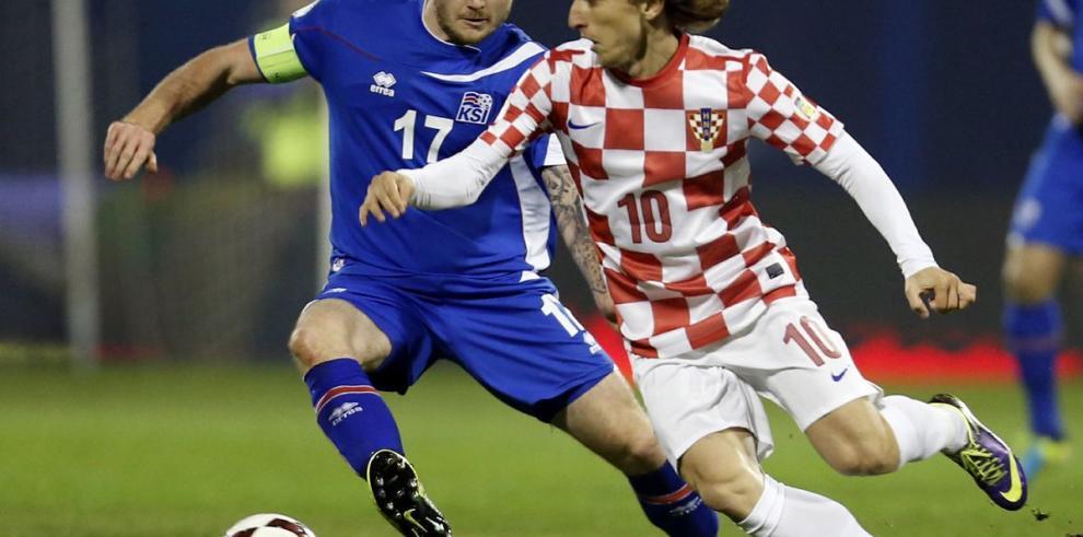 Luka Modric será el motor de la selección de Croacia