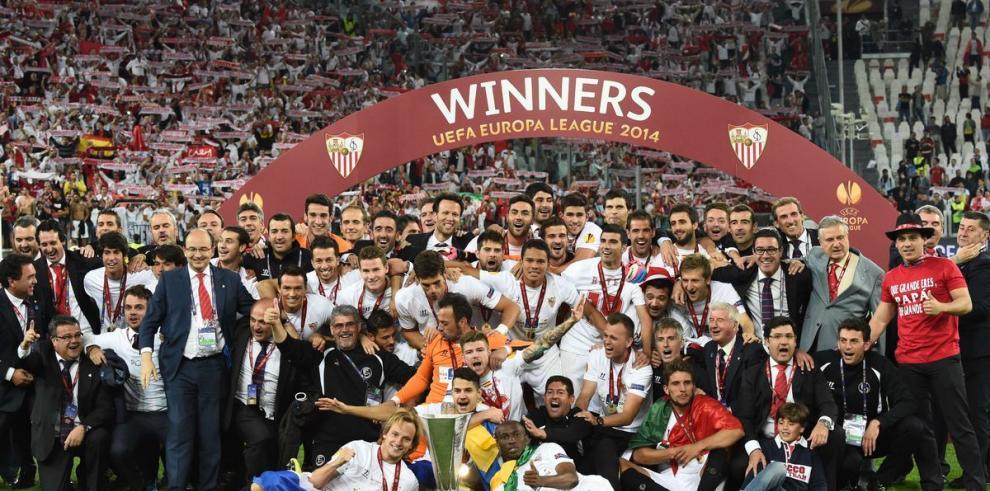 Sevilla vuelve a reinar en la Europa League