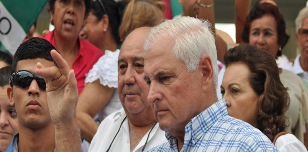 Martinelli: Varela sigue en campaña y tiene descuidado el país